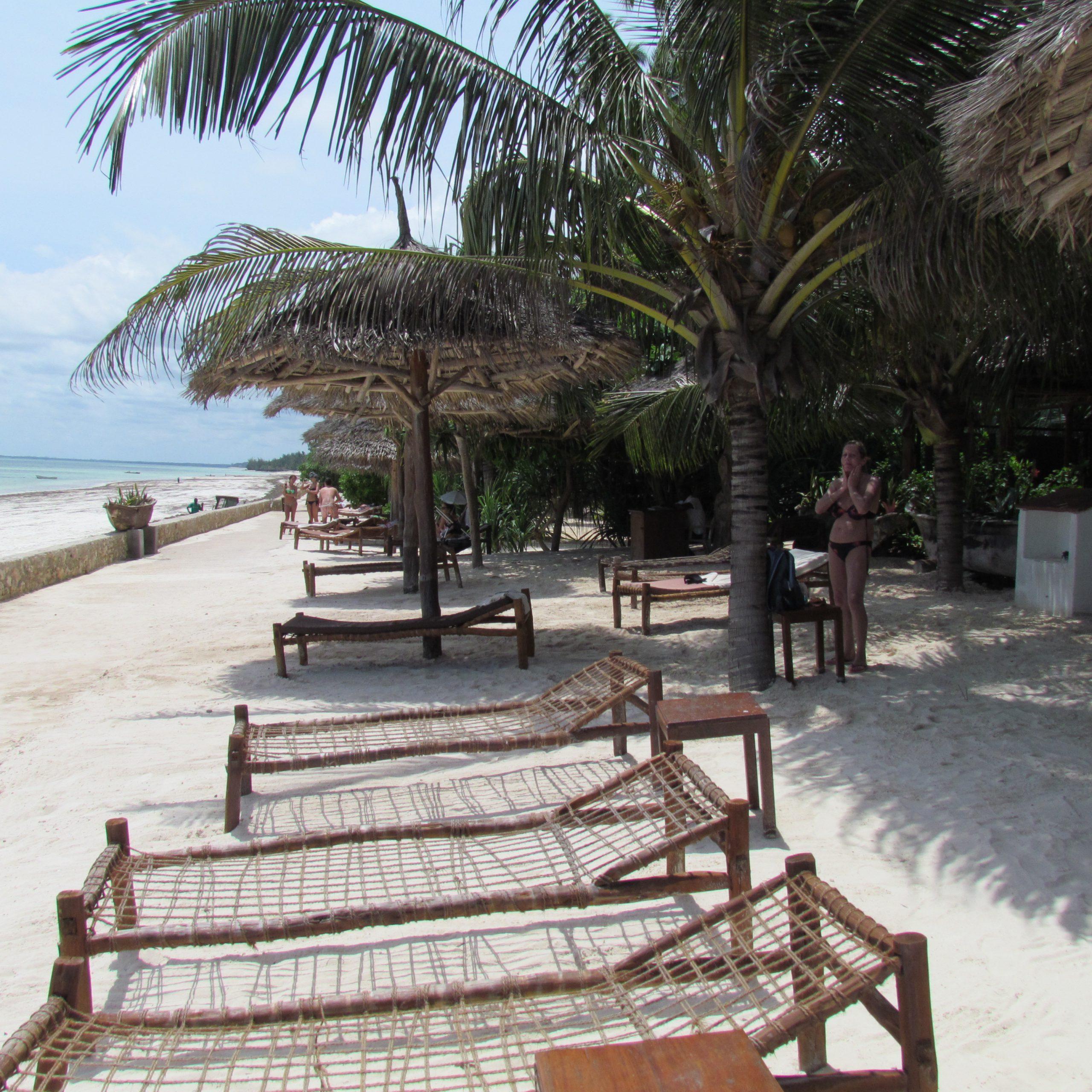 Day 4 & 6: Matemwe Beach Leisure