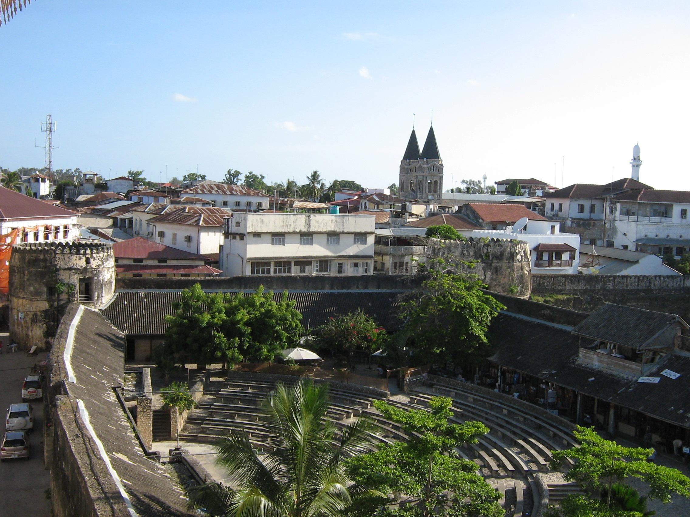 Day 1: Zanzibar International Airport to Stone Town
