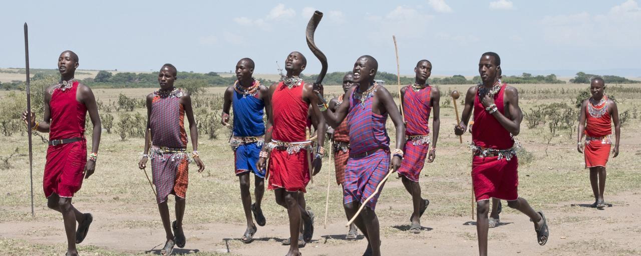 Day 8: Serengeti National Park to Ngorongoro Conservation Area (Masai Boma Visit)