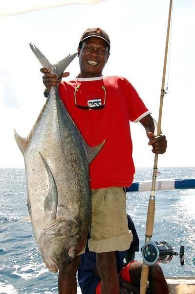 "DEEP SEA FISHING  ""Zanzibar Islands (Unguja & Pemba) and Mafia Island"""