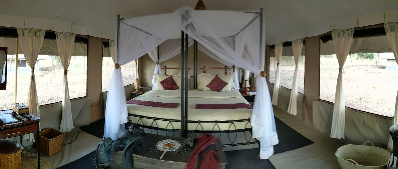 Day 2: Arusha Town - Tarangire National Park