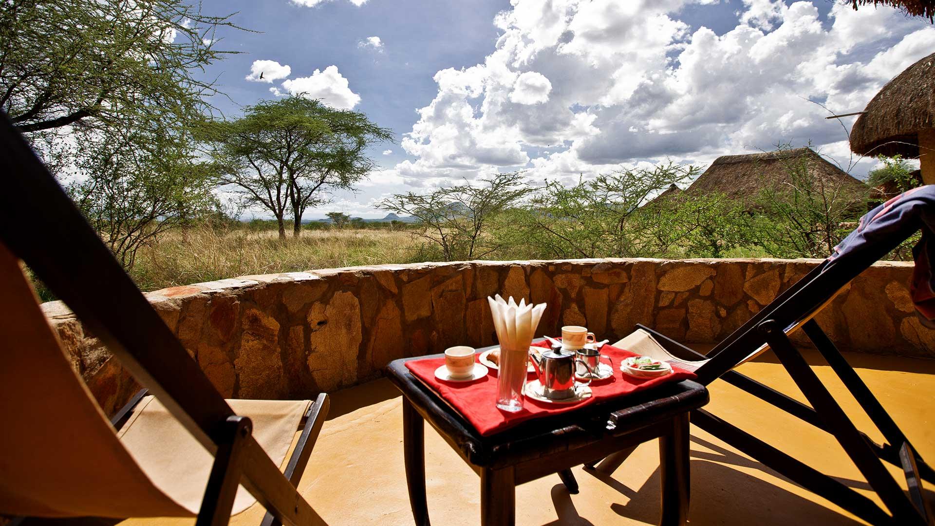 Day 2: Nairobi City – Samburu National Reserve