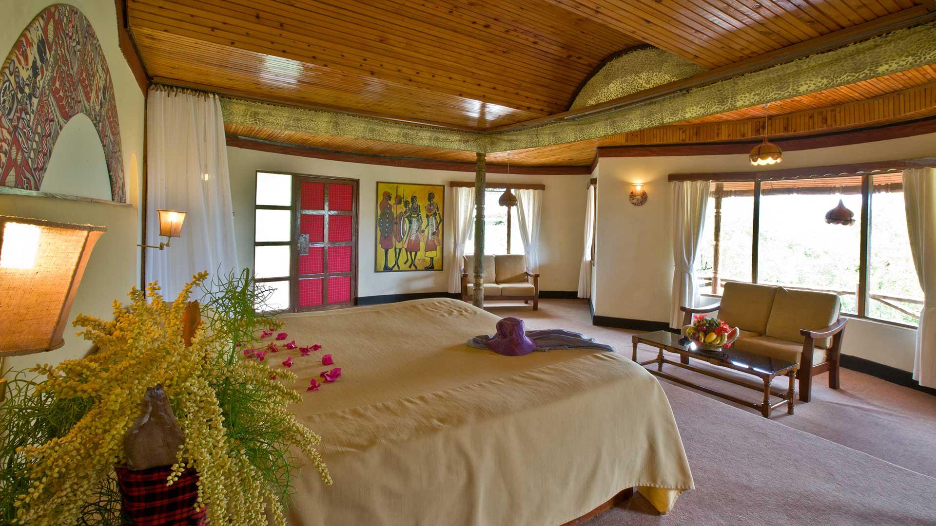 Day 4: Lake Nakuru National Park - Maasai Mara National Reserve