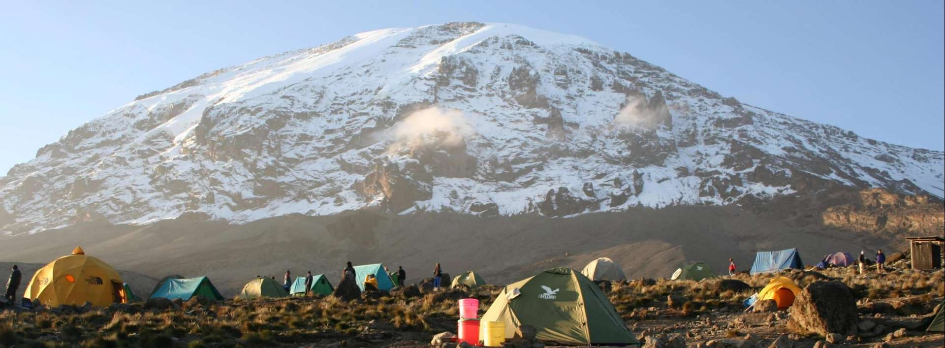 Day 3: Machame camp (2980m) - Shira camp (3840m)