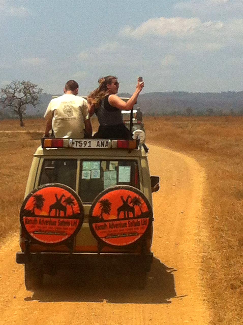 Day 2 - Mikumi National Park - Dar es Salaam