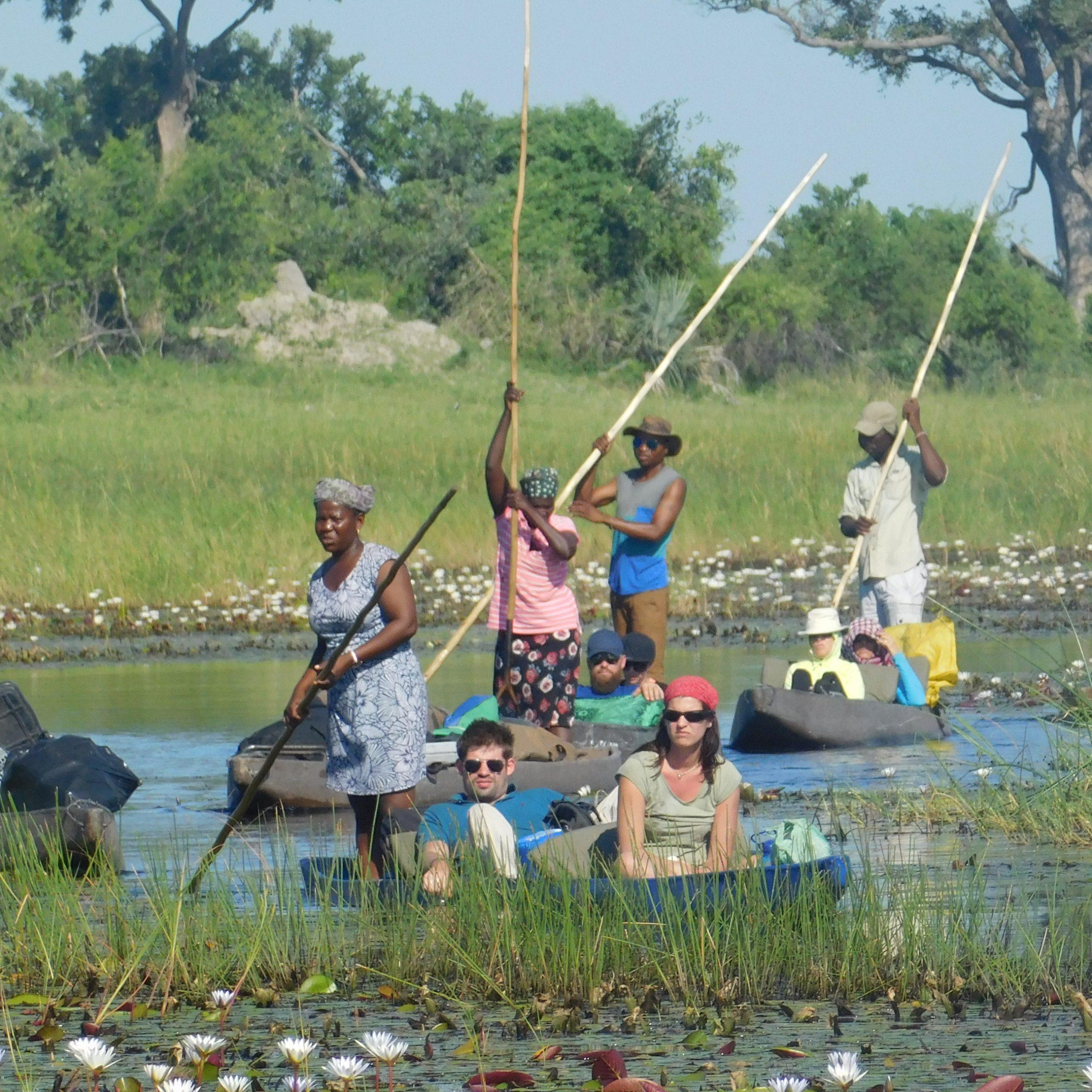 Maun-Okavango Delta