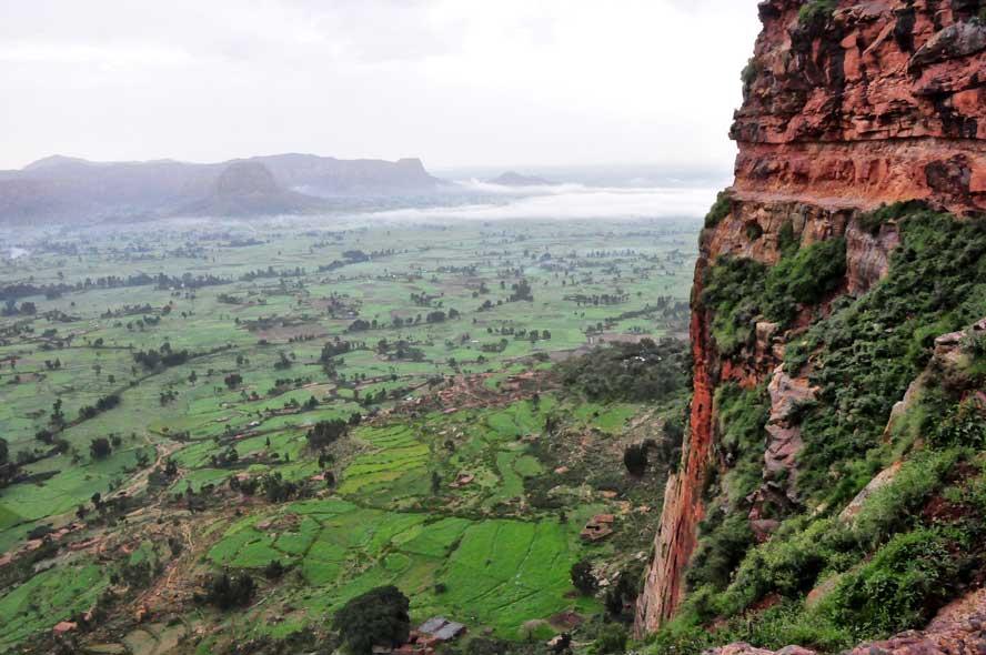 Day 05 - Drive Axum Via Temben- Lalibela