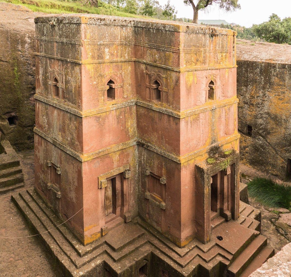 Day 06- Full Day Explore the 8th Wonders of World Lalibala