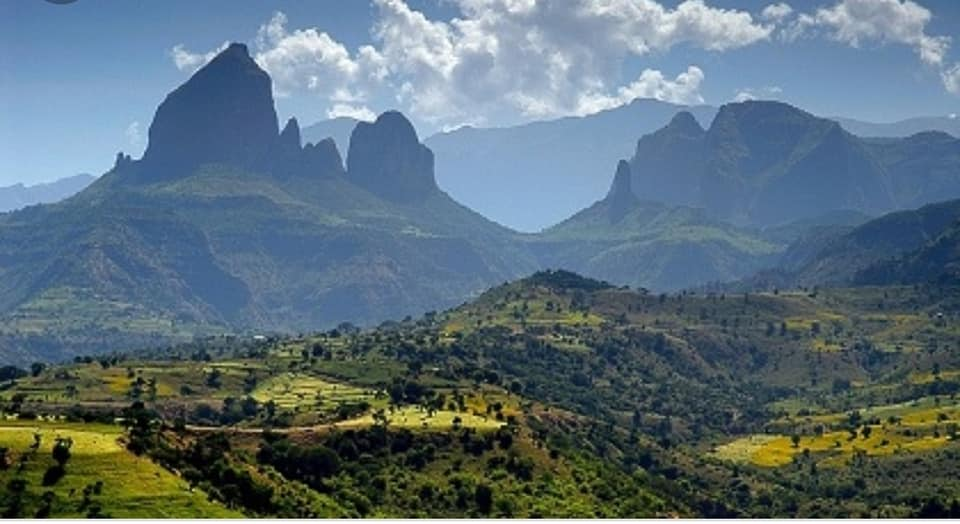 Day 5: Drive Axum – Simien Mountains National Park.